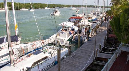 Gilbert S Resort Marina